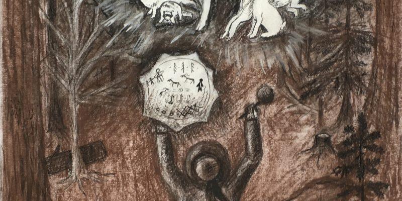 Вяслева Арина_Шорские сказания Лесные духи